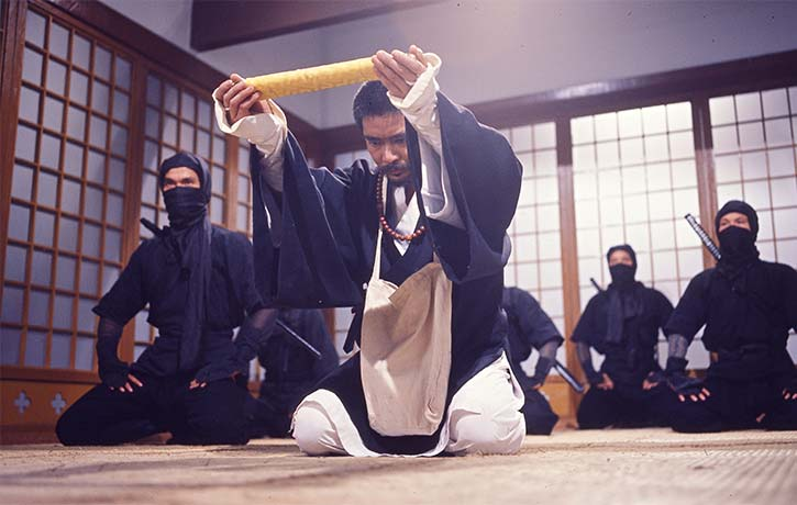 Every ten years a duel is held between the finest Japanese and Chinese martial artists