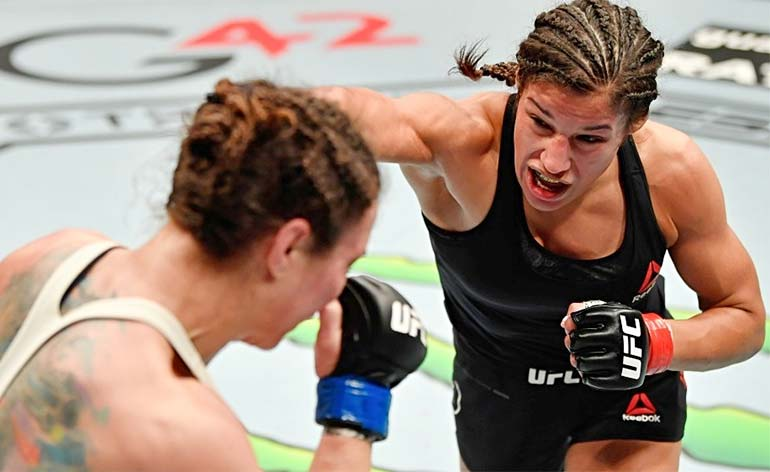 "Julianna ""The Venezuelan Vixen"" Peña- Top 5 MMA Finishes - Kung Fu Kingdom"