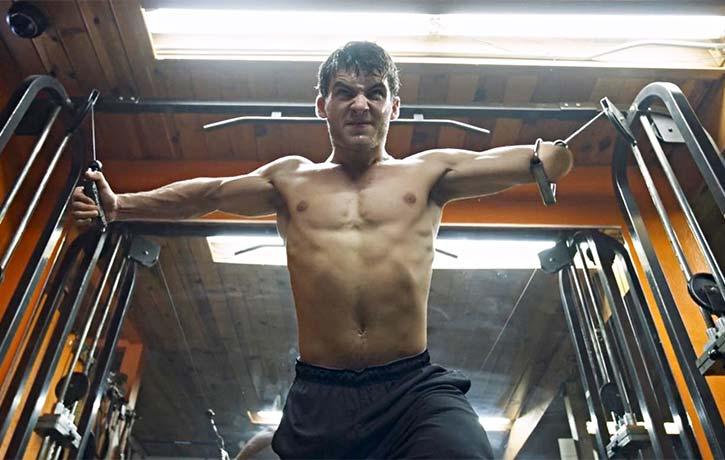 Nicks gym workout