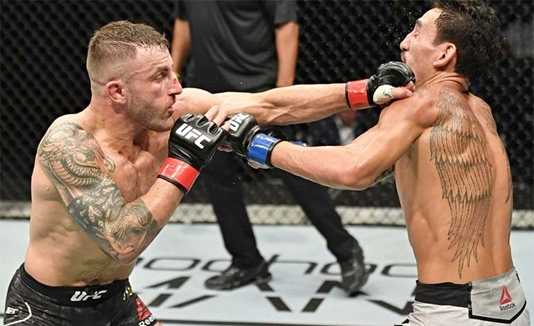 Previewing the Two Championship Fights from UFC 266 KUNG FU KINGDOM