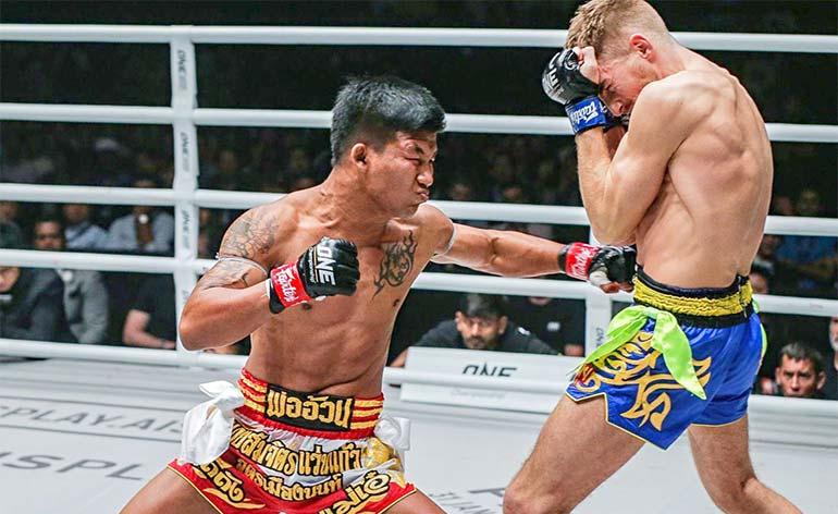 Rodtang Jitmuangnon-Top 5 Muay Thai Finishes - KUNG FU KINGDOM