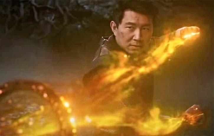 Shang Chi gains ten rings power