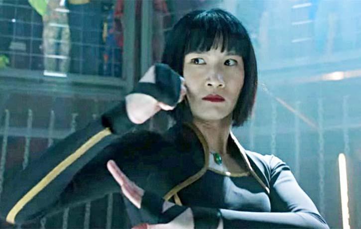 Shang Chis sister Xu Xialing not happy to see him