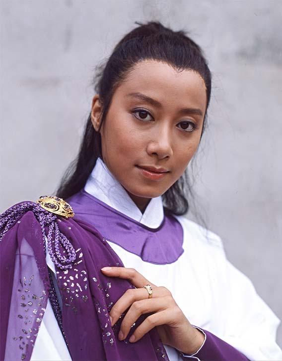 The beautiful Flora Cheong Leen stars as Sing Lam