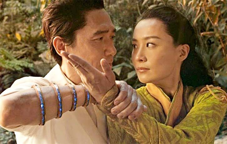 Wenwu and Yi Ling meet for the first time