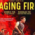 RAGING FIRE LEAFF -CINEMA TICKET GIVEAWAY -KUNG FU KINGDOM