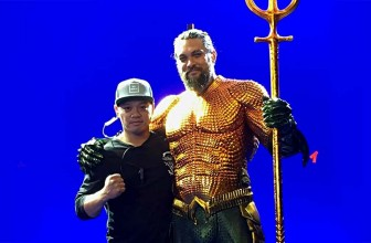 AQUAMAN — Exclusive Interview with Fight Coordinator: Jon Valera