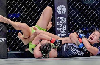 Angela Lee: Top 5 MMA Finishes