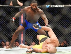 """Anthony """"Rumble"""" Johnson: Top 5 MMA Finishes"""