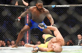 "Anthony ""Rumble"" Johnson: Top 5 MMA Finishes"