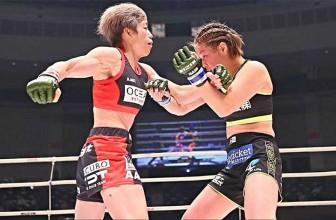 Ayaka Hamasaki: Top 5 MMA Finishes