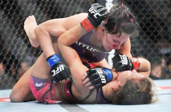 "Cat ""Alpha"" Zingano: Top 5 MMA Finishes"