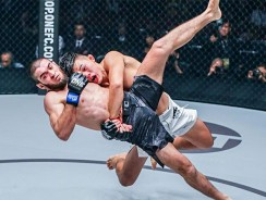 """Christian """"The Warrior"""" Lee: Top 5 MMA Finishes"""