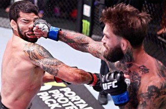 Cody Garbrandt: Top 5 MMA Finishes