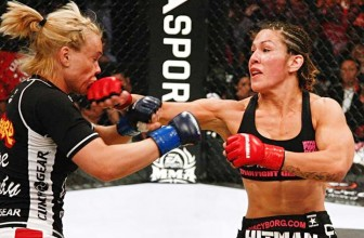 Cris Cyborg: Top 5 MMA Finishes
