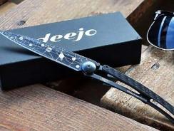 Deejo: Customized Pocket Knife