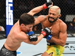 """Deiveson """"God of War"""" Figueiredo: Top 5 MMA Finishes"""