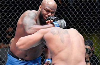 "Derrick ""The Black Beast"" Lewis: Top 5 MMA Finishes"
