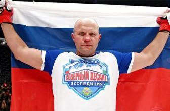 Fedor Emelianenko: Top 5 MMA Finishes
