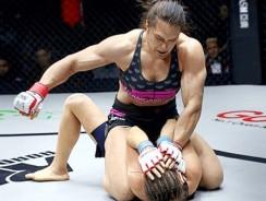"""Gabi """"She Hulk"""" Garcia: Top 5 MMA Finishes"""