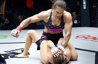 "Gabi ""She Hulk"" Garcia: Top 5 MMA Finishes"
