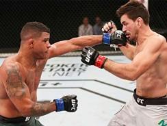 "Gilbert ""Durinho"" Burns: Top 5 MMA Finishes"