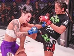 "Ilima-Lei ""The Ilimanator"" Macfarlane: Top 5 MMA Finishes"
