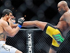 Interview with Anderson Silva