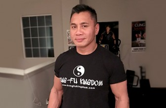 Interview with Cung Le