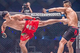 "Interview with Eduard ""Landslide"" Folayang"