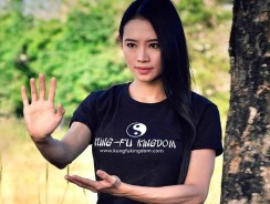 Interview with Wushu Champion & Actress: Janice Hung