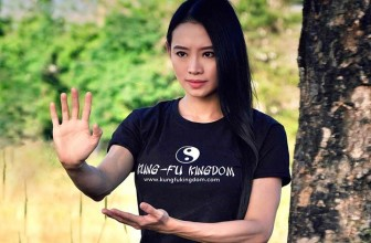 Interview with Wushu Champion & Actress: Janice Hung