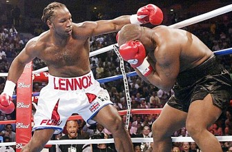 Interview with Lennox Lewis