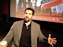 Interview with Scott Adkins – An Accident Man Special