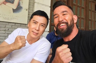 Ip Man 4: The Finale — Interview with Chris Collins