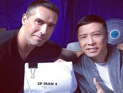 Ip Man 4: The Finale — Interview with Scott Adkins