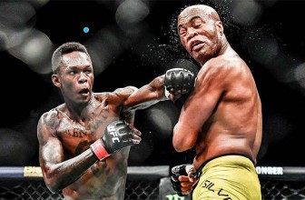 Israel Adesanya: Top 5 MMA Finishes