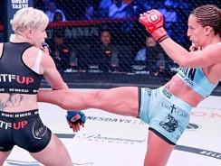 "Julia ""The Jewel"" Budd: Top 5 MMA Finishes"