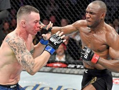 Kamaru Usman: Top 5 MMA Finishes