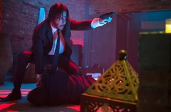 Keanu Reeves' best action scenes!