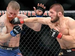 "Khabib ""The Eagle"" Nurmagomedov: Top 5 MMA Finishes (Part 1)"