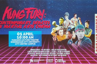 Kung-Fury Seminar On Martial Arts Cinema!