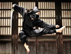 Martial Art of the Month: Ninjutsu
