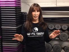 Malia Bernal shares her warrior mindset!