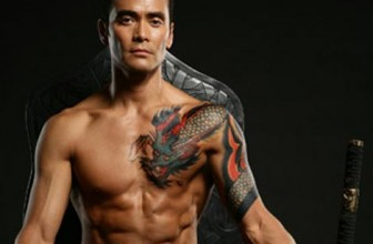 Mark Dacascos – training and interview