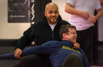 Interview with Shihan Tony Bailey