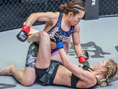 Mei Yamaguchi: Top 5 MMA Finishes
