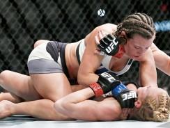 Miesha Tate: Top 5 MMA Finishes