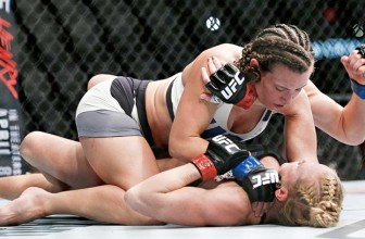 Miesha Tate: Top 5 MMA Finishes