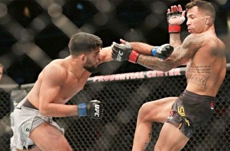 Nasrat Haqparast: Top 5 MMA Finishes